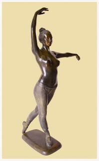 Sidonie en danseuse